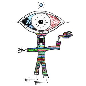 odd person